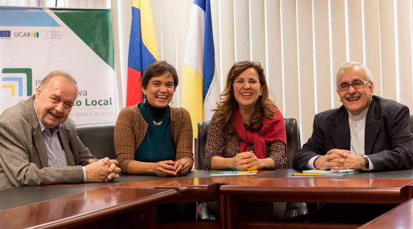 UCAB y CESAP firman acuerdo de cooperación