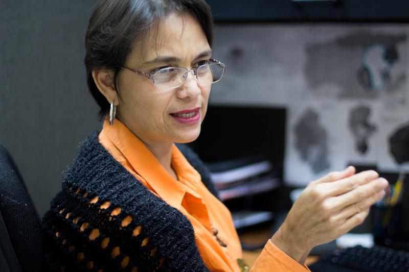 Promoción de la Planificación Participativa del Desarrollo Local: entrevista a Liliana Godoy